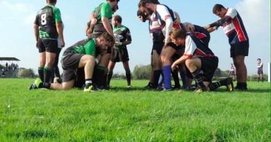 Rugby, LUISS vs Kiwis di Cisterna di latina, 44-7
