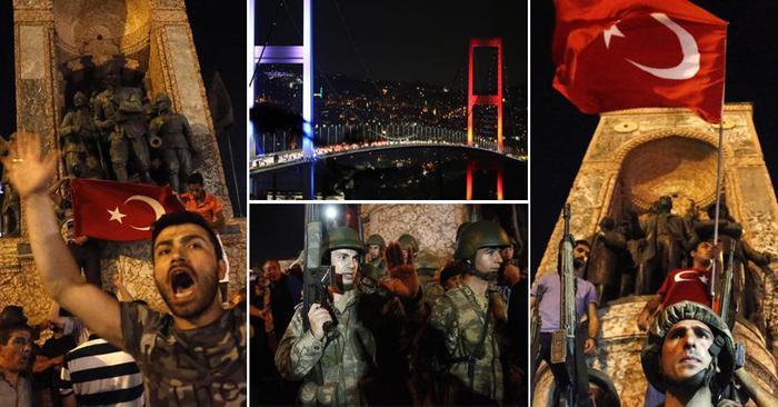 Notte di mezza estate: cosa è successo in Turchia?