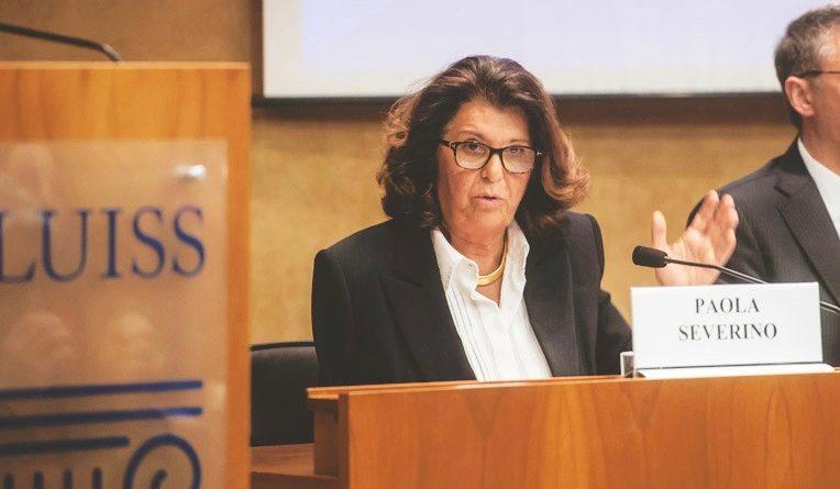 Paola Severino per Madama Louise